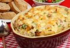 Today Show: Baked Rigatoni & Zucchini Recipe & Marinara Sauce Recipe