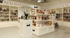 STEIFF FOR CHILDREN toys store design in Hog Kong