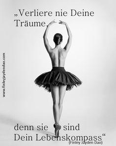 Die 14 besten Bilder von Ballett Zitate | Ballet dance, Ballet