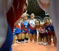 Puerto Rico asegura su pase a Río 2016 en voleibol -...
