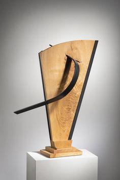 Failed to Seduce Sculpture by Betty McGeehan | Saatchi Art Abstract Sculpture, Sculpture Art, Abstract Art, Acrylic Material, Abstract Styles, Wood Art, Fails, Saatchi Art, Mirror