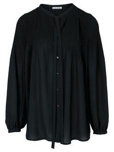 011220318d heine CASUAL Bluse mit Rundhalsausschnitt #schluppenbluse #schleifenbluse # bluse #modetrend #damenbluse #. BAUR