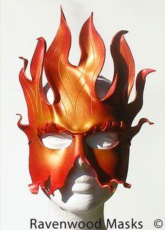 fireball mask