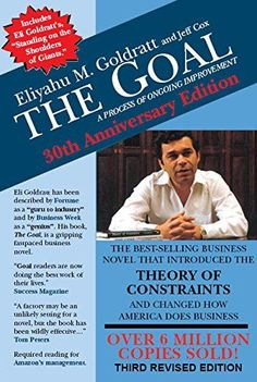 The Goal: A Process of Ongoing Improvement by Eliyahu M. Goldratt http://www.amazon.com/dp/0884271951/ref=cm_sw_r_pi_dp_Qk3fub10V4XCN