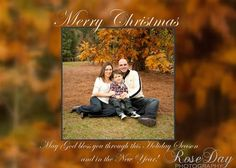 I want you all to receive your family portraits in time for Christmas, so I'm offering you a FREE GIFT! If you book a session before November 25th, you'll get a wall portrait or four gift portraits from the same pose.    No Session Fees! A minimum purchase is required for this offer.  I only have a limited number of sessions, so don't wait to schedule! (352) 209-9309