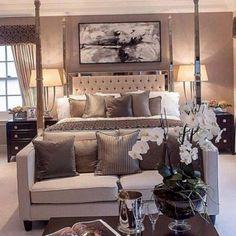 40+ Gorgeous Master Bedroom Decorating Ideas