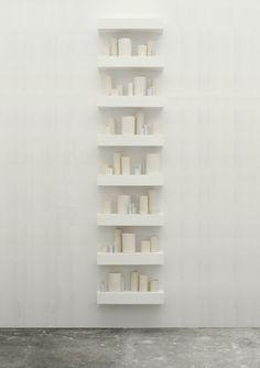 ceramic artist Edmund de Waal / Listing Listing, 2006