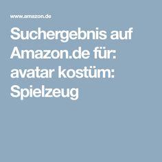 Suchergebnis auf Amazon.de für: avatar kostüm: Spielzeug