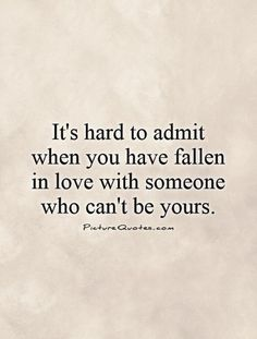 It's hard to admit... However when you truly love this someone you will never stop loving them, you just love them from a distance and wish them happiness in life!