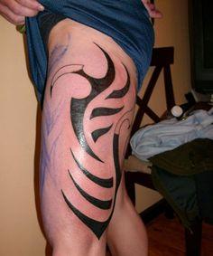 Amazing tribal fairy tattoos designs