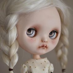 Custom Blythe Doll by Ruco Dolls