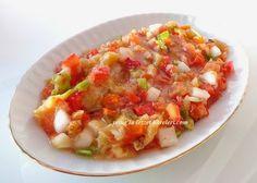 yetur'la lezzet kareleri: salata ve mezeler