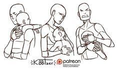 kibbitzer is creating paintings, tutorials, comics. | Patreon