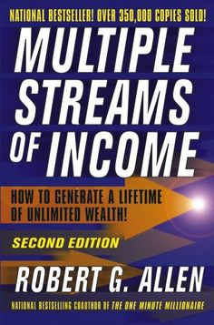 Bestseller Books Online Multiple Streams of Income: How to Generate a Lifetime of Unlimited Wealth! Robert G. Allen $11.86