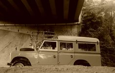 Land Rover 109 Serie II Dormobile