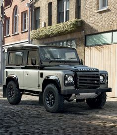 Land Rover Just Dropped A Trio Of Cool-As-Hell Limited Edition Defenders - Airows