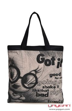 Tweety by Eda Taşpınar Shopping bag