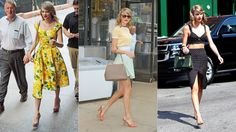 Taylor Swift's Wardrobe Approaches Betty Draper Levels of Retro