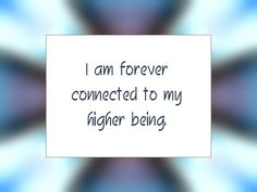 Daily Affirmation for April 15, 2014