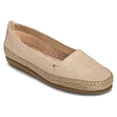 Aerosoles Solitaire | Women's - Linen Fabric - FREE SHIPPING at OnlineShoes.com