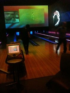 Night time Bowl-A-Thon!