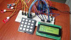 Proyectos Arduino y tutoriales con diferentes módulos
