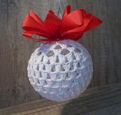 147e0abce54 54 nejlepších obrázků z nástěnky Moje háčkované vánoční ozdoby