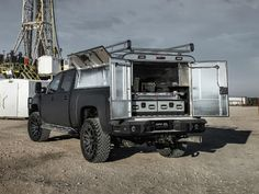 A.R.E. Accessories Offers Commercial Duty Tonneau Cover and Truck Cap Options For 2015 Chevrolet Colorado And 2015 GMC Canyon