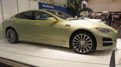 Rinspeed XchangE at Essen Motorshow - Exterior Walkaround
