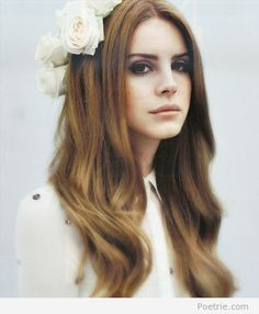 Poetrie Style Muse Lana Del Rey!