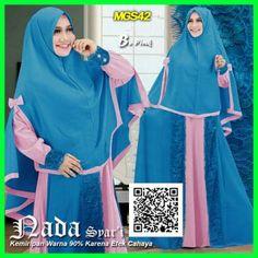 baju-gamis-maxi-nada-syari-mgs42-pink