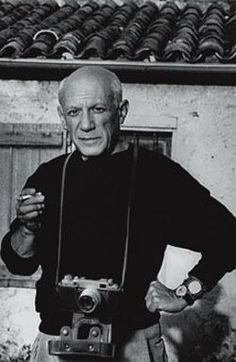"""Bad artists copy. Good artists steal"" - Pablo Picasso."