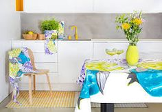 Vallila Table Cloths- 4 options in colours