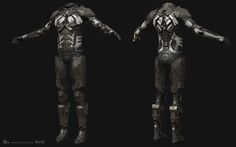 ArtStation - EVE Online - Combat Suit - In-Game, Jakob Falkenberg