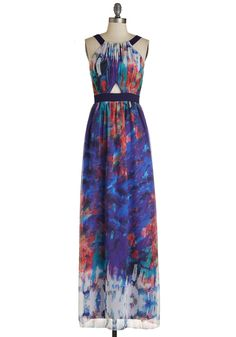 Express your Impressionism Dress