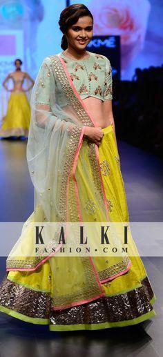 Anushree Reddy Collection at Lakme Fashion Week 2016