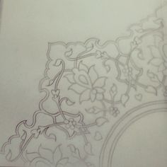 #islamicart #islimi #shamsa #art #pencil #instaart #islamicpattern #drawing #biomorphic #inspired