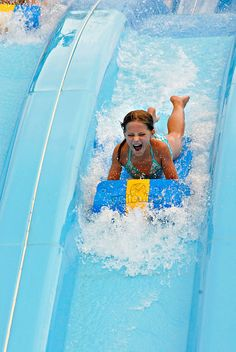 White Water is Branson's only outdoor water park, featuring the largest selection of water rides and attractions in the Ozarks.