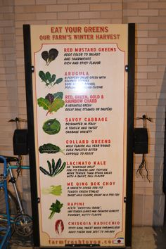 Do you know where your veggies come from? London Square, Rainbow Chard, Savoy Cabbage, Mustard Greens, Gourmet Recipes, Harvest, Spicy, San Francisco, Veggies