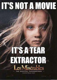 Les Miserables : Tear Extractor