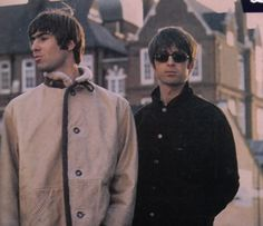 Oasis. Liam & Noel Gallagher. Manchester. Uk.