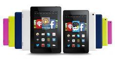 """Kindle Fire HD de 6 y 7"""", dos tablets baratas y cumplidoras: kindle fire hd 7 y  6. #tablets #amazon"""