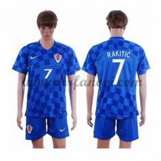 Dres Hrvatska Reprezentacije 2016 Ivan Rakitic 7 Gostujući Dres