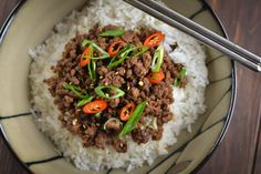 Learn more about Easy Korean Beef from SideChef! Korean Beef Recipes, Korean Food, Pork Recipes, Asian Recipes, Ethnic Recipes, Asian Foods, Sweets Recipes, Great Recipes, Favorite Recipes