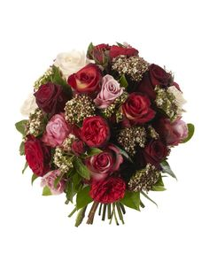 Sweet Avalanche Roses, Keano Roses, Vampire Roses, Black Bacarra Roses and Deep Water Roses.