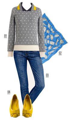 Fall Fashion / Jennifer Chong