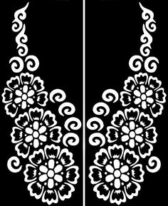 Finglong Stencils for Henna and Glitter temporary tattoo body art Eid Stickers, Stencil Stickers, Cricut Stencils, Henna Tattoo Stencils, Brush Tattoo, Girl Baby Shower Decorations, Henna Tattoo Designs, Stencil Patterns, Henna Mehndi