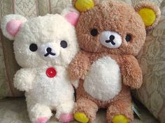 Extra fluffy korilakkuma is my dream!! https://maryrilakkuma.files.wordpress.com/2011/12/furry-rilakkuma.jpg