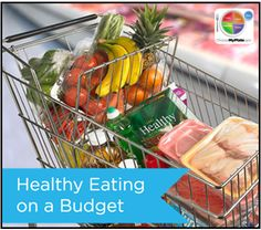 NEW to ChooseMyPlate.gov: Healthy Eating on a Budget! Find tips & resources for low-cost, tasty meals! #MyPlate  http://go.usa.gov/8XmW