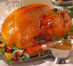 Thanksgiving Perfect Turkey - Recipe .... Family   Holidays   Meal ideas   Slow Cooker